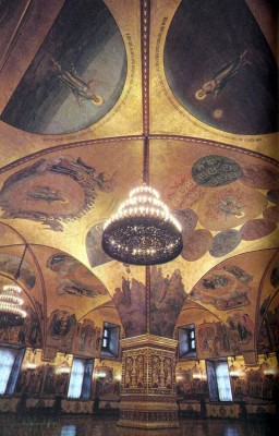 Palace of Facets in the Moscow Kremlin. 1487-1491. Interior