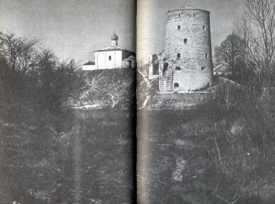 Pskov. GremyachayaTower. 1525